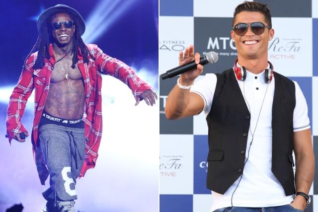 Lil Wayne Cristinano Ronaldo