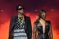 The Week In Pop: At The On The Run Tour, Beyoncé Runs Circles Around Jay Z