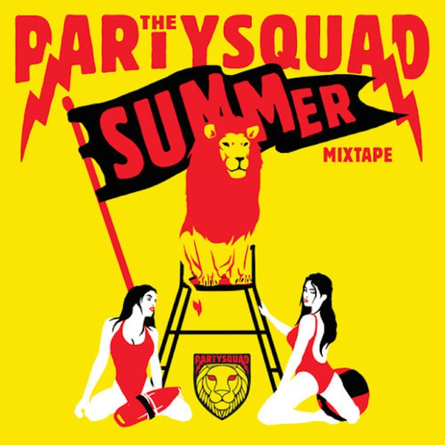 Party Squad mixtape