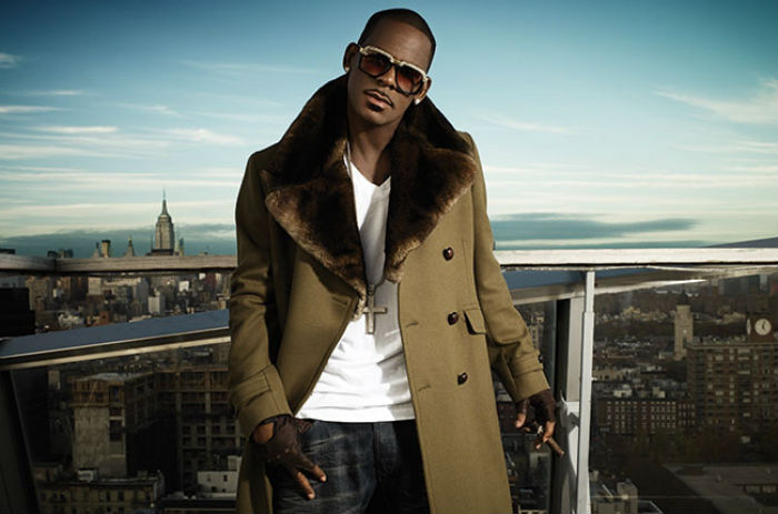 Fashion Meets Music Festival Drops R. Kelly