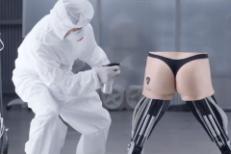 """Basement Jaxx – """"Never Say Never"""" (Feat. ETML) Video"""