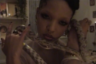 """Lucki Eck$ – """"Ouch Ouch"""" Video (Dir. FKA Twigs)"""