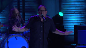 Watch The Hold Steady Play Conan