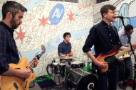 "Watch Tokyo Police Club Cover Wheatus' ""Teenage Dirtbag"""