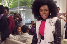 "Janelle Monáe - ""Electric Lady"" Video"