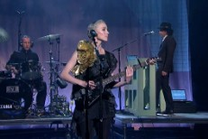 St. Vincent on Letterman