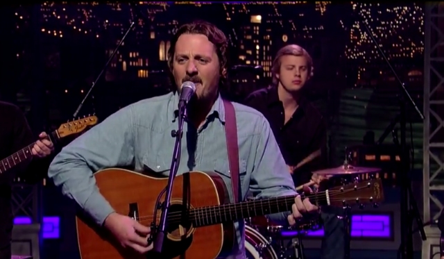 Sturgill Simpson on Letterman