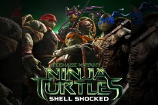"Teenage Mutant Ninja Turtles - ""Shell Shocked"""
