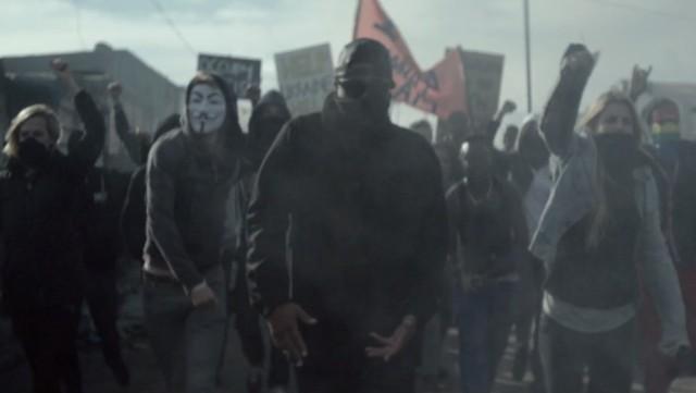 """The-Dream - """"Black"""" video"""