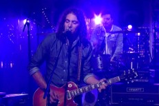 The War On Drugs on Letterman