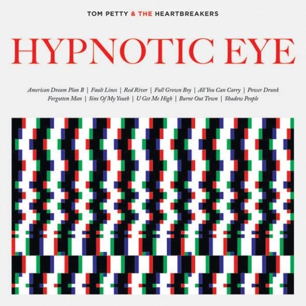 Stream Tom Petty &#038; The Heartbreakers <em>Hypnotic Eye</em>