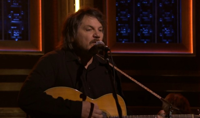 Tweedy on The Tonight Show