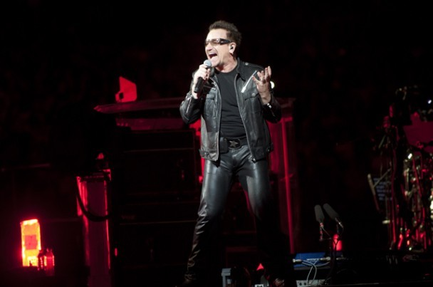 Fan Records New U2 Song Blasting From Bono's Beach House