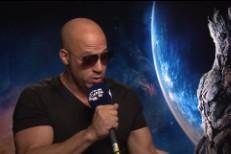 Vin Diesel on Capital FM