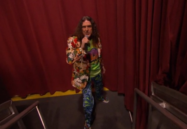 Weird Al Yankovic on Conan