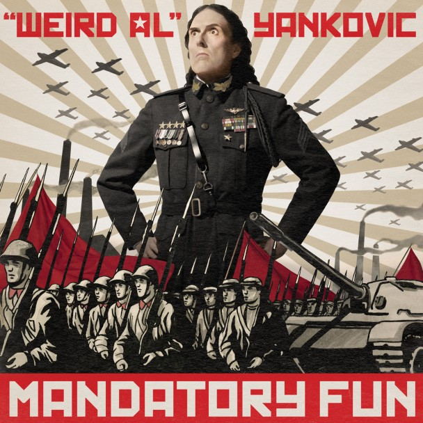 Weird Al Earns First #1 With <em>Mandatory Fun</em>