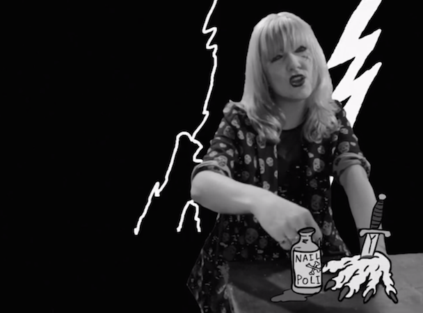 White Lung - In Your Home Video