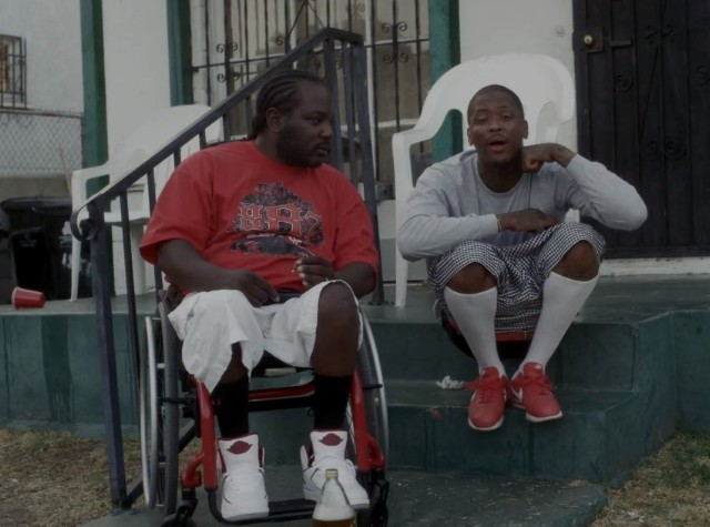 "YG - ""Bicken Back Being Bool"" video"