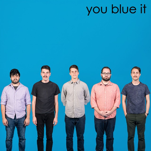 You Blue It