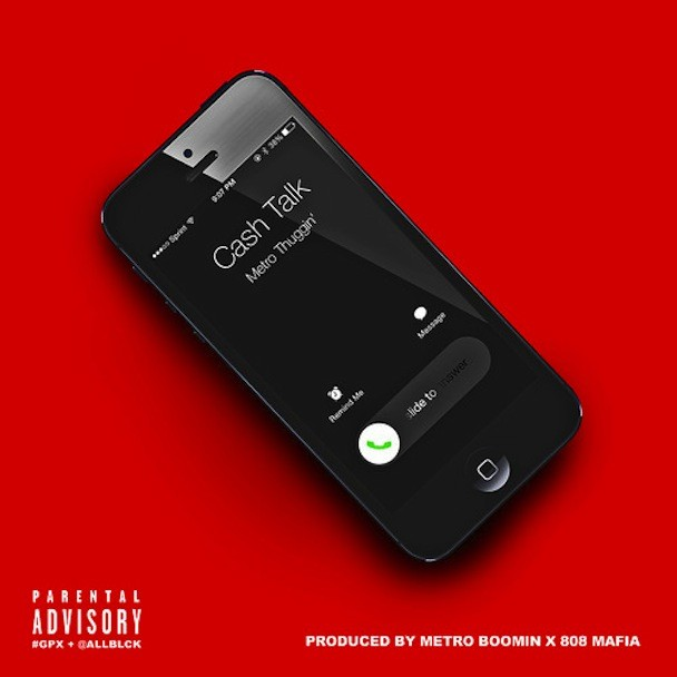 "Young Thug and Metro Boomin - ""Cash Talk"""