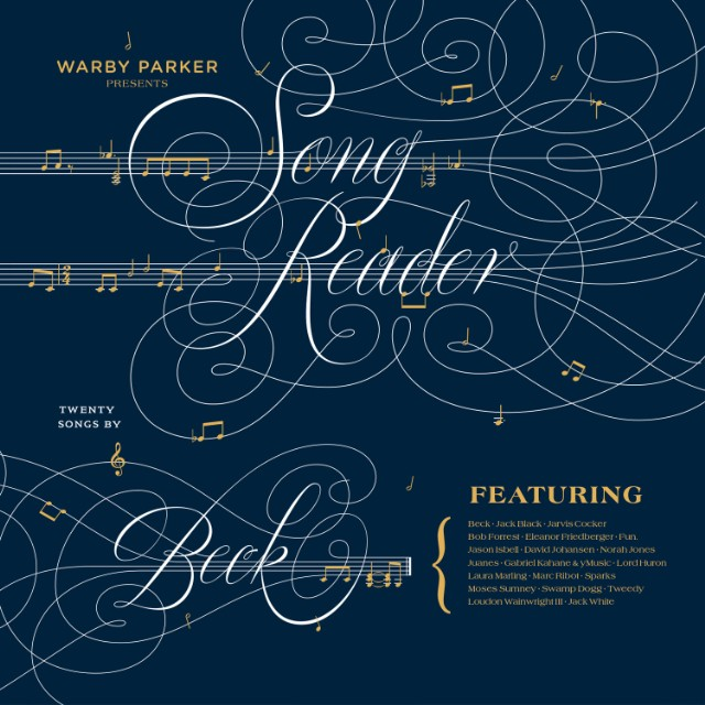 Beck - Song Reader Covers CD