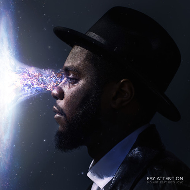 """Big K.R.I.T. – """"Pay Attention"""" (Feat. Rico Love)"""