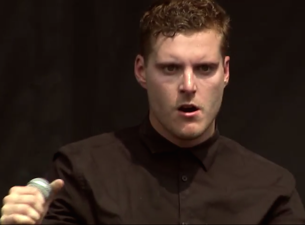 "Watch Deafheaven Play New Song ""From The Kettle Unto The Coil"" At Pitchfork Music Festival"