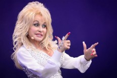 Dolly Parton @ Glastonbury