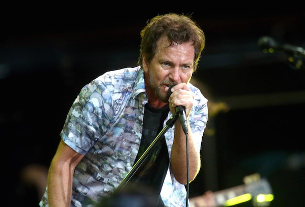 "Eddie Vedder Covers ""Imagine"" In Case You Missed His Open Letter"