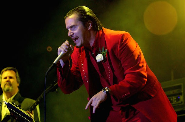 Watch Faith No More Debut Two Songs At BST Festival