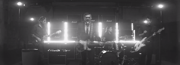 "The Gaslight Anthem - ""Rollin' And Tumblin'"" Video"