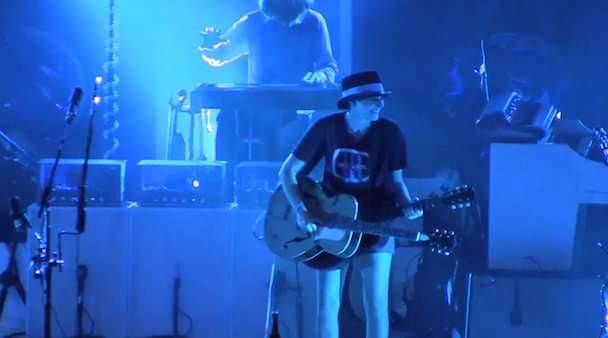 Here's A Jack White Performance One Milwaukee Fan Will Never Forget