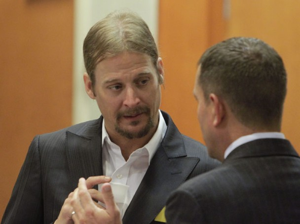 Kid Rock Subpoenaed To Produce Glass Dildo As Evidence In Insane Clown Posse Lawsuit