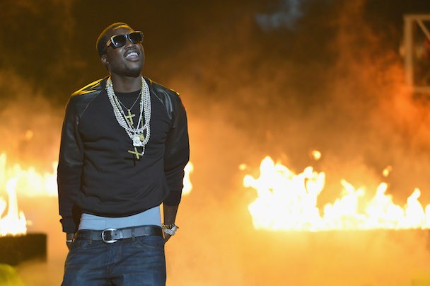 Meek Mill Sentenced To 3-6 Months In Jail