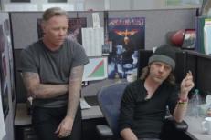 Metallica SportsCenter Promo