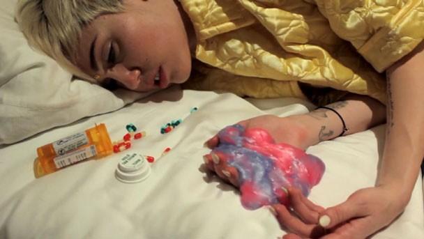 Miley Cyrus & Wayne Coyne Video