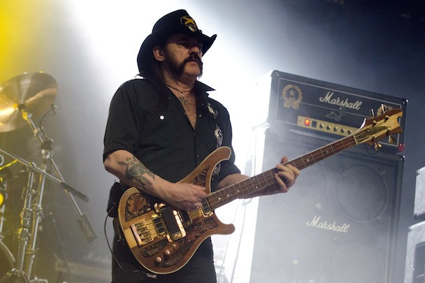Man Suffers Brain Injury From Headbanging To Motörhead
