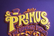 Classic Primus Lineup Announces <em>Willy Wonka</em> Tribute Album, Tour, Candy Bars