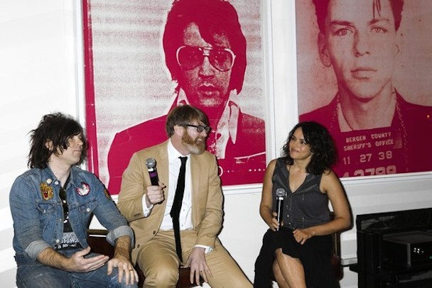 Ryan Adams Reluctantly Talks Vinyl To Old Millionaires At Exclusive NYC Club