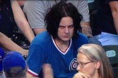 Jack White Is Sad At The Cubs Game