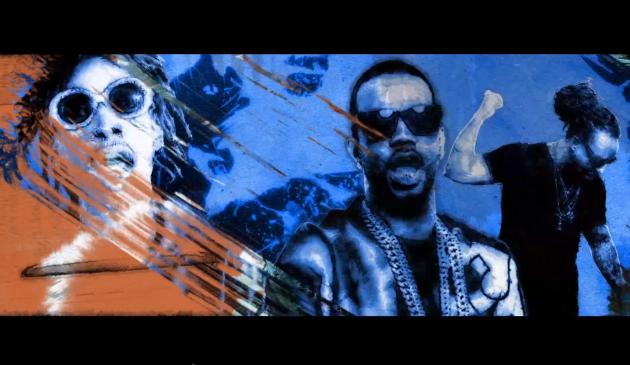 Juicy J, Wiz Khalifa, Ty Dolla $ign -