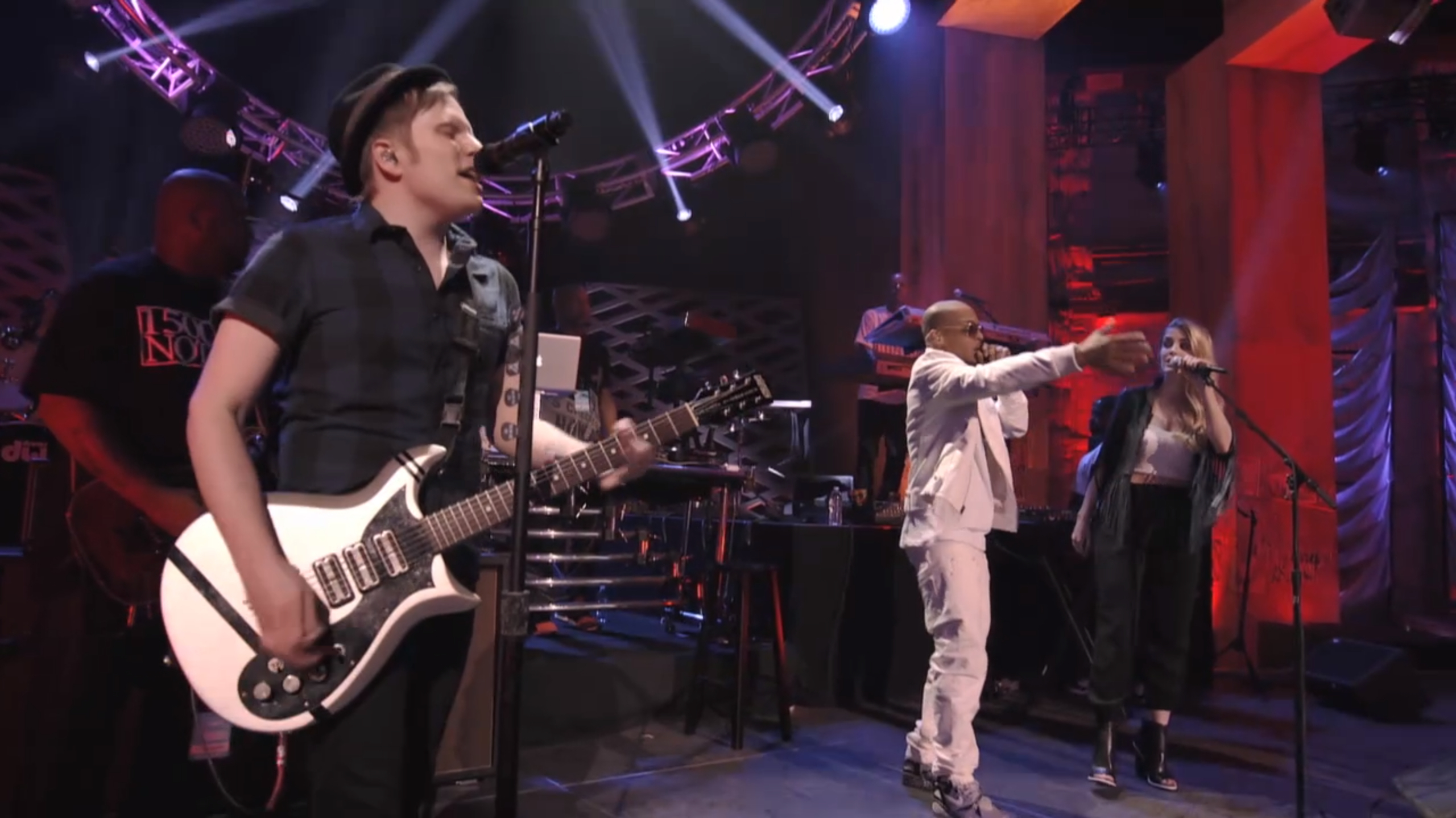 Watch T.I., Fall Out Boy, &#038; London Grammar Perform Together On The Premiere Episode Of VH1&#8217;s <em>SoundClash</em>