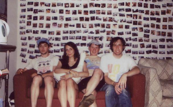 "Speedy Ortiz - ""Lost In The Hills"" (Sibylle Baier Cover)"
