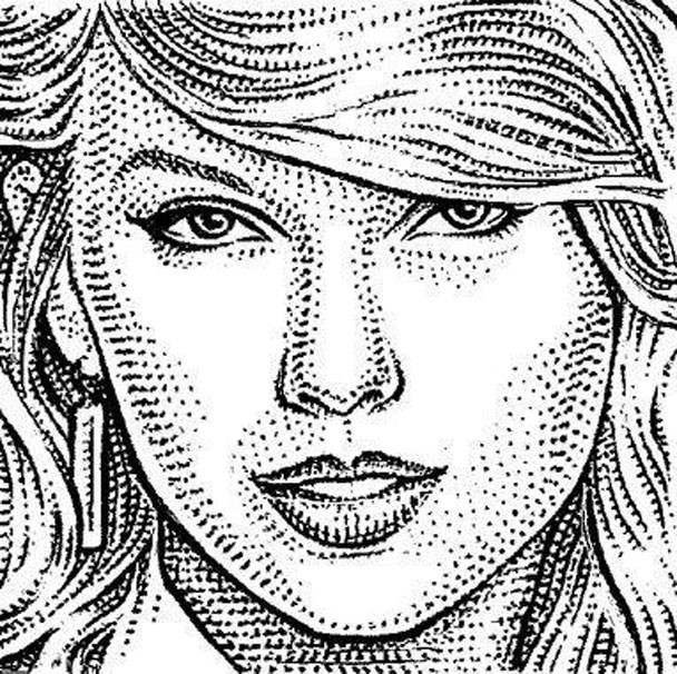 Line Art Journal : Taylor swift wrote a wall street journal editorial about