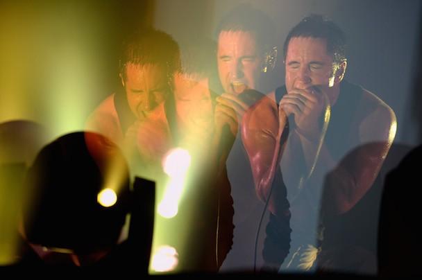 Trent Reznor Talks Apple's Beats Acquisition, New NIN Tour Production, Gone Girl Score