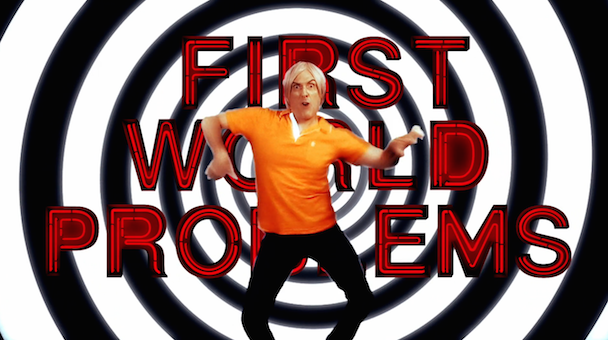 """Weird Al"" Yankovic - ""First World Problems"" Video"