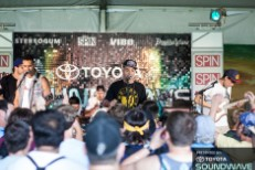 Toyota Presents Soundwave: So So Glos