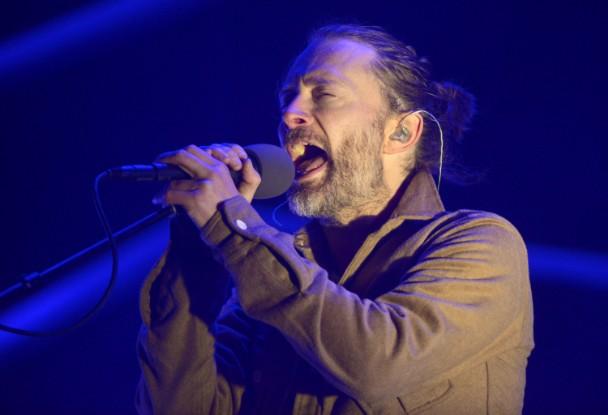 Thom Yorke DJ'd For 8 People At Leopallooza