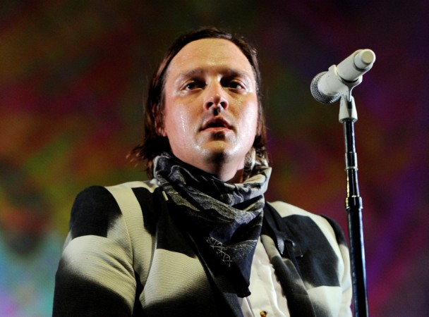 Watch Arcade Fire Cover <em>Beverly Hills Cop</em> Theme &#8220;Axel F&#8221; In L.A.