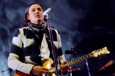 "Watch Arcade Fire Cover Dead Kennedys' ""California Über Alles"" In Santa Barbara"
